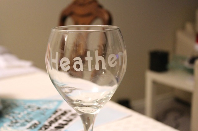 diy glass etch